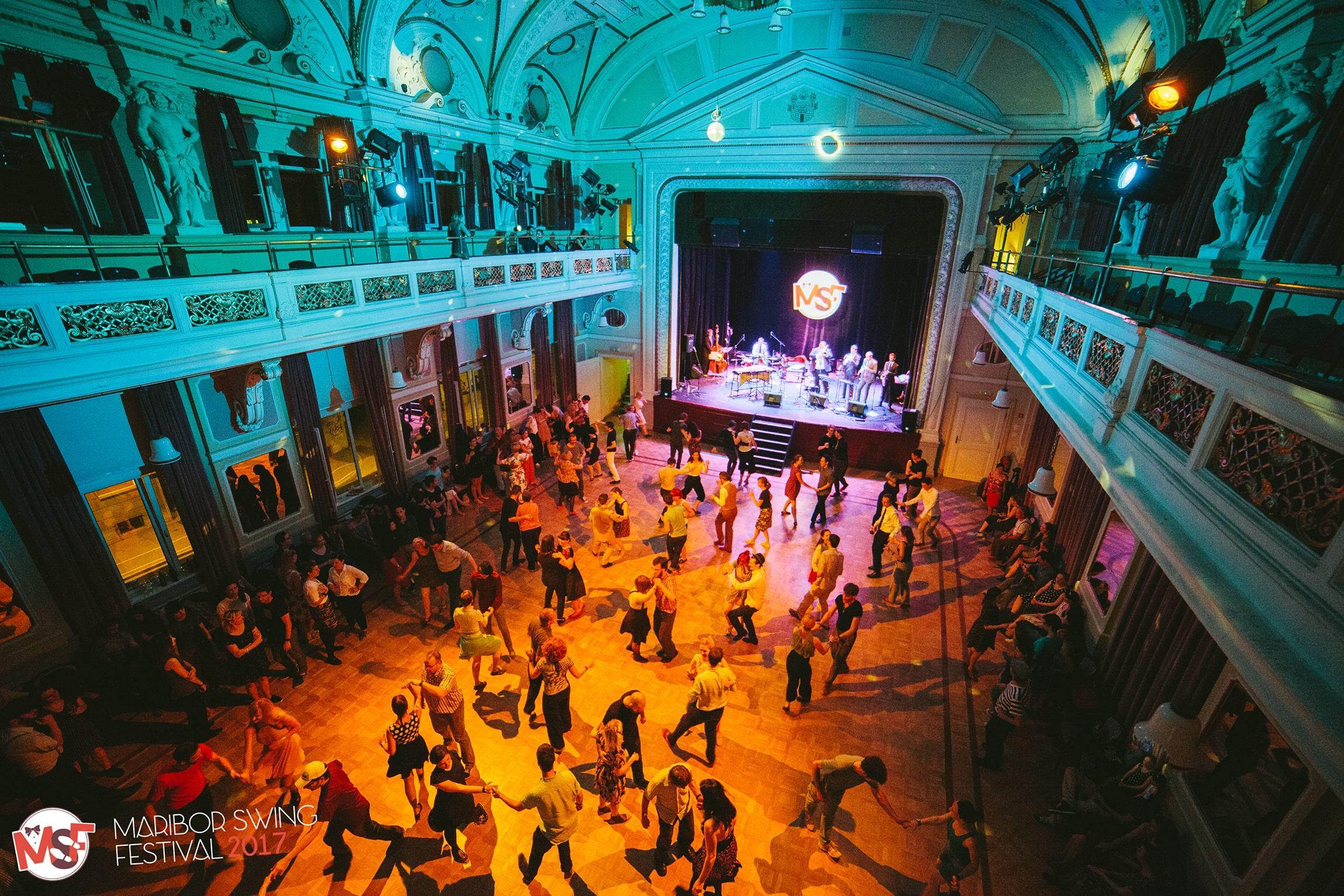 Petkov plesni večer image